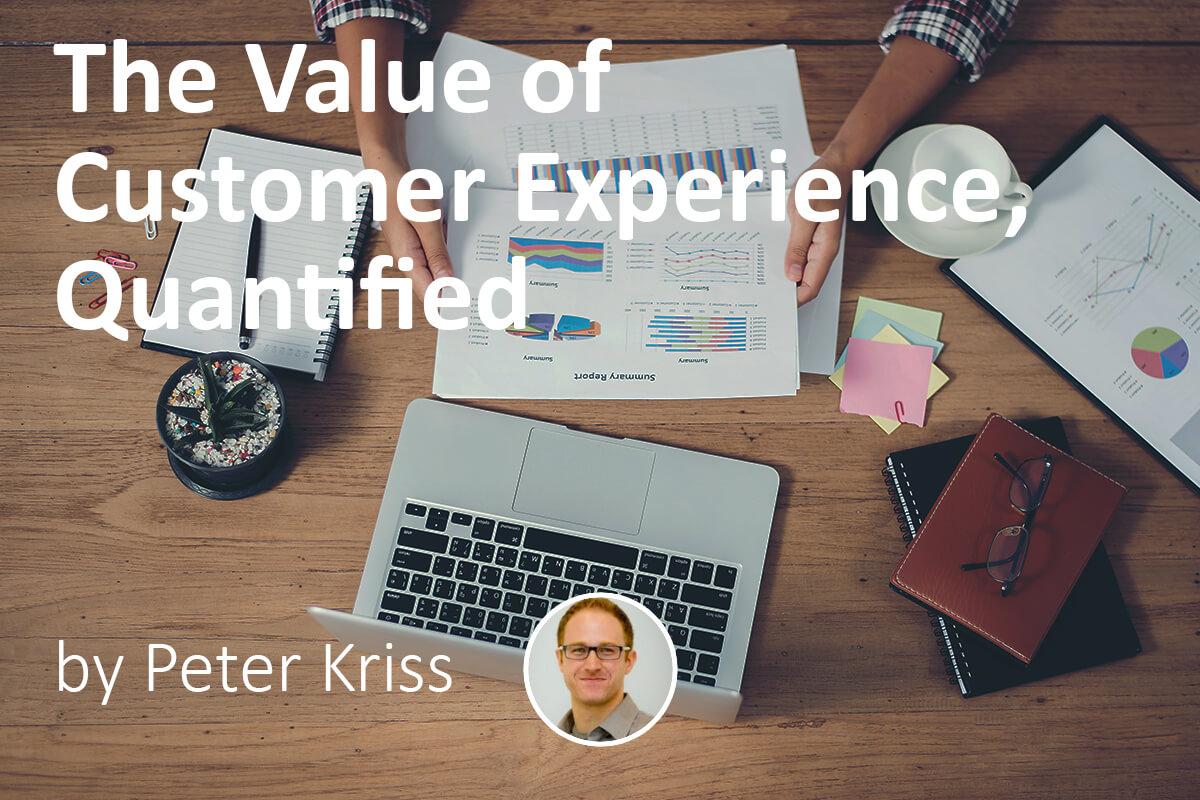 Value of CX