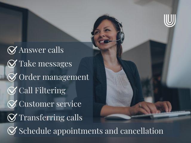 Virtual Receptionist Services