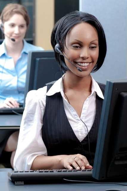 New York Call Center Rep